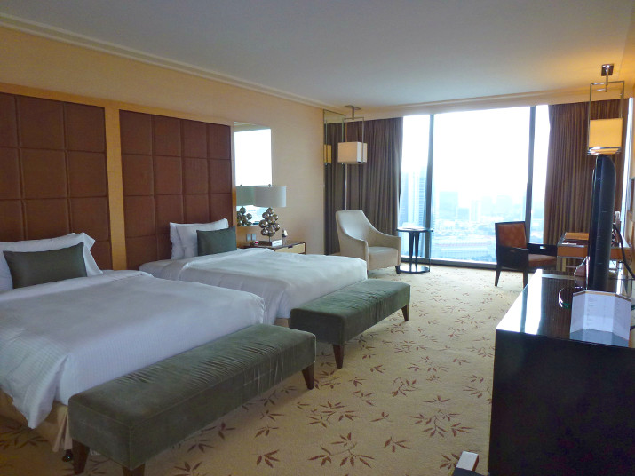 Marina Bay Sands - Premier Room