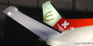 Etihad Regional: Operated by Darwin Airline
