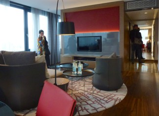 Sheraton Zürich Hotel - Suite