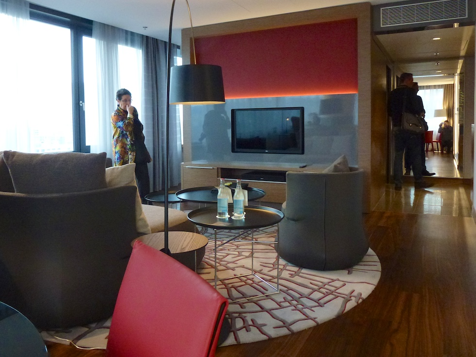 Sneak Peek: Das neue Sheraton in Zürich-West