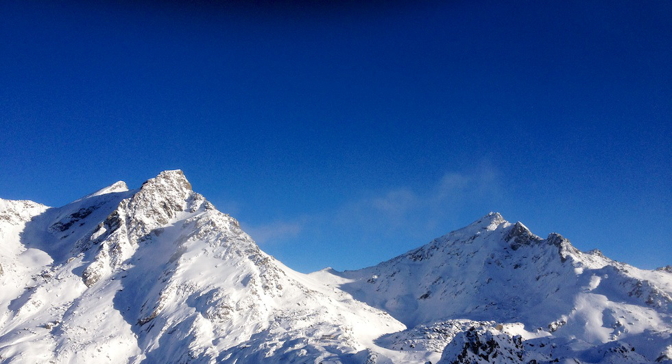 Bergpanorama Coop Schneewochen