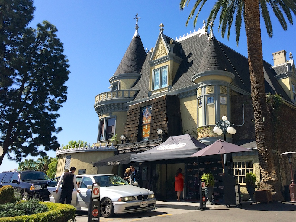 Academy of Magical Arts - Magic Castle