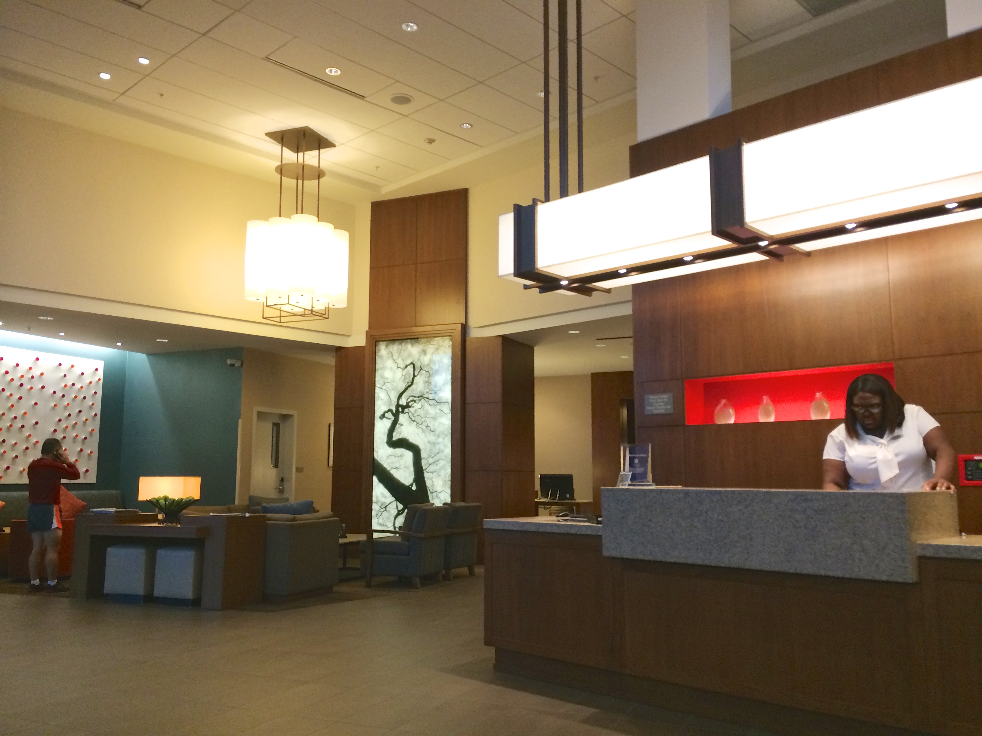Lobby im Hyatt Place LAX/El Segundo Los Angeles