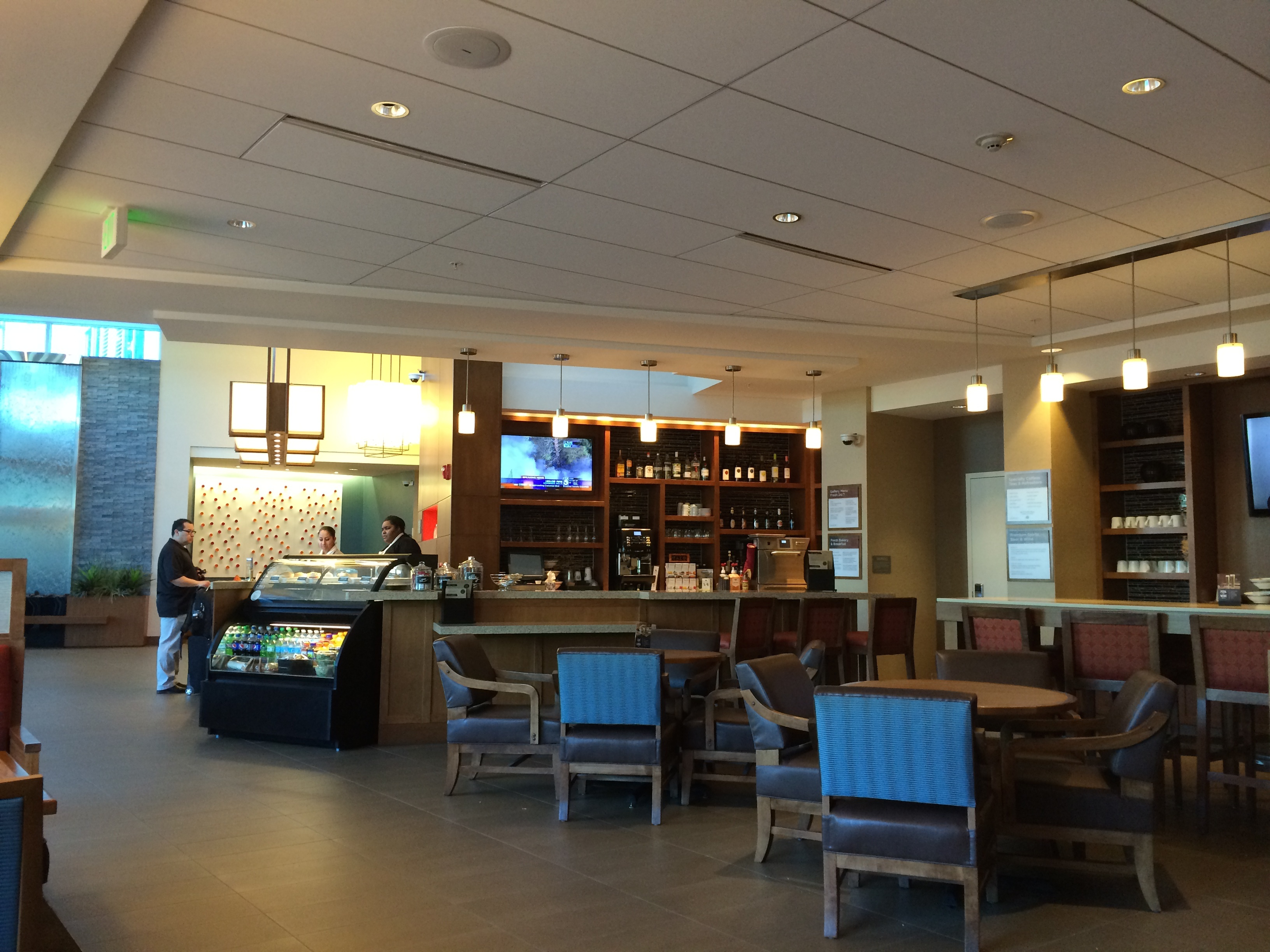 Cafe/Restaurant im Hyatt Place LAX/El Segundo Los Angeles