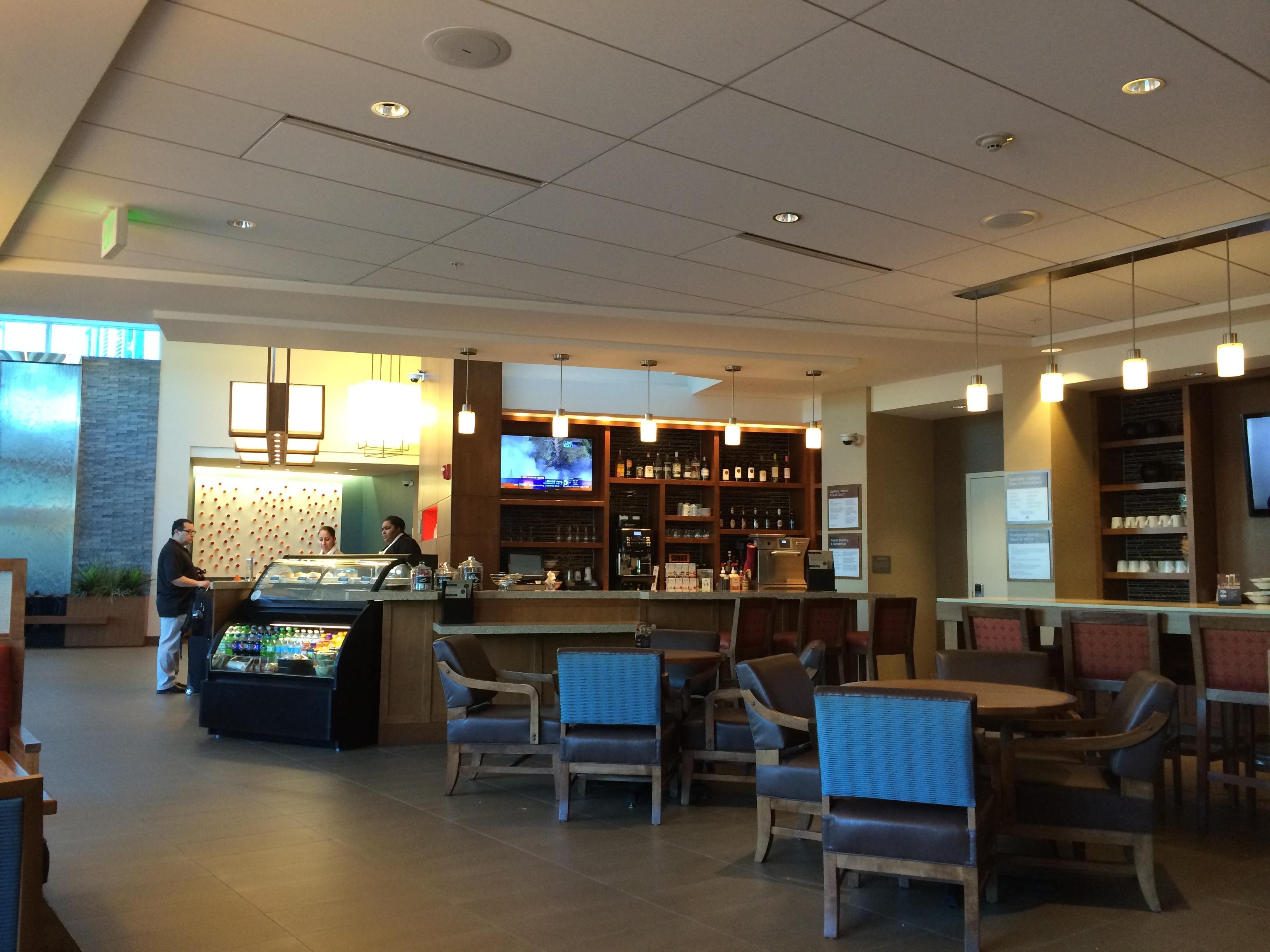 Cafe/Restaurant im Hyatt Place LAX/El Segundo Los Angeles