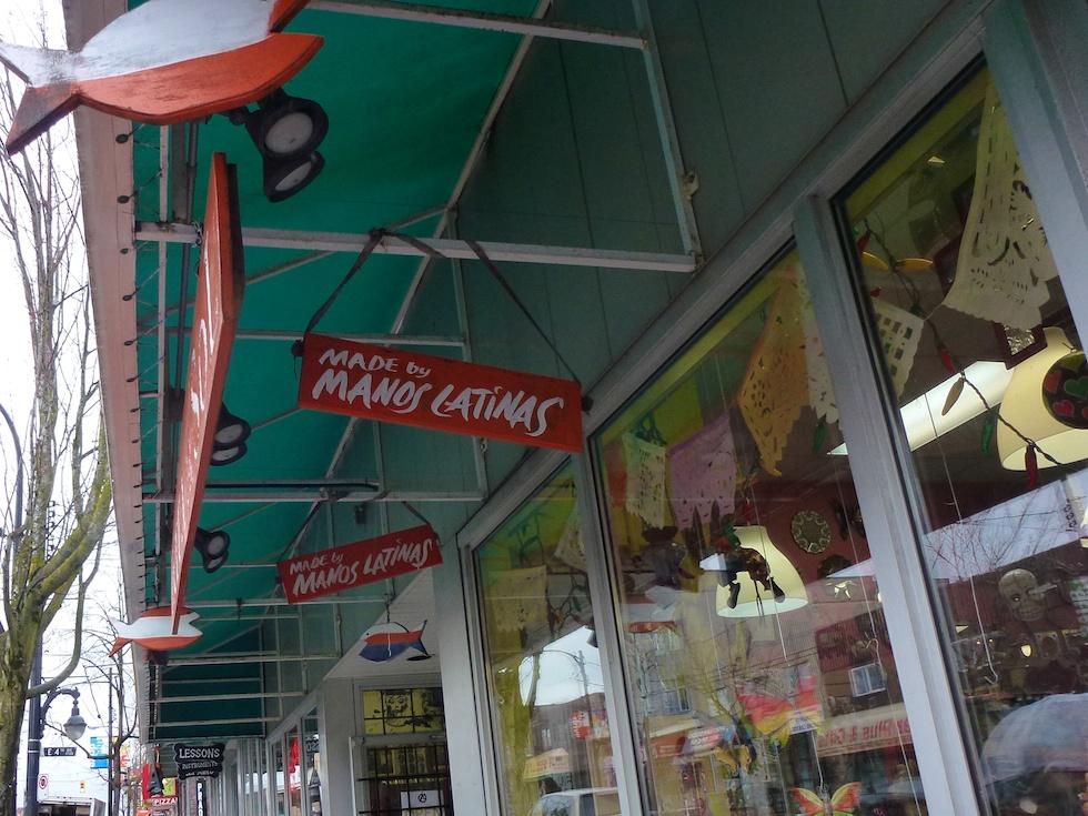 Vancouver Commercial Drive Shop