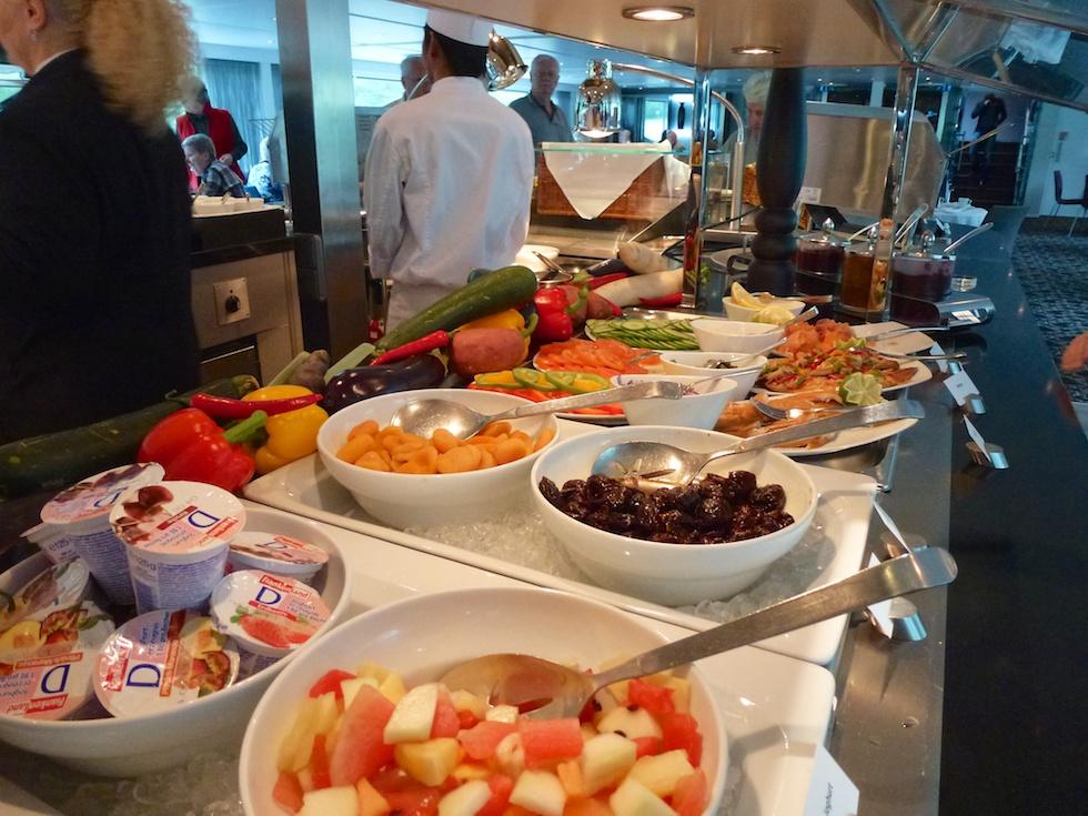 En Guete: Ein reichhaltiges Buffet zum Frühstück