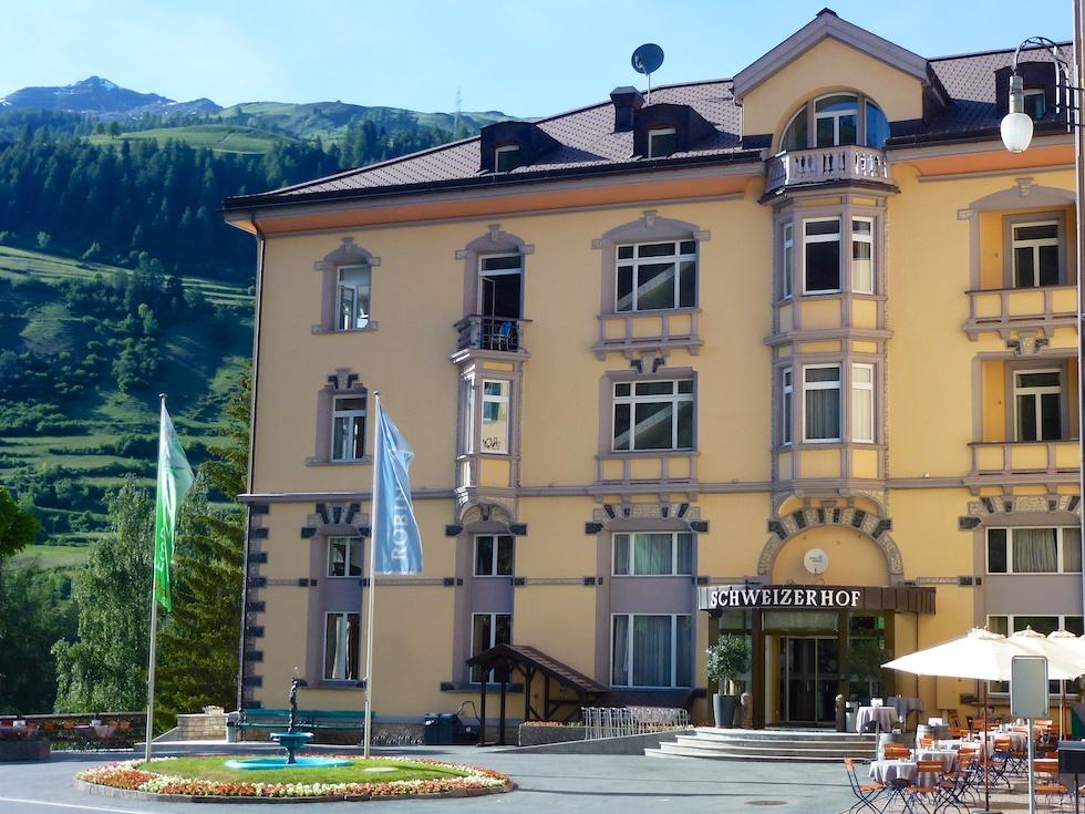 Robinson Club Schweizerhof Vulpera