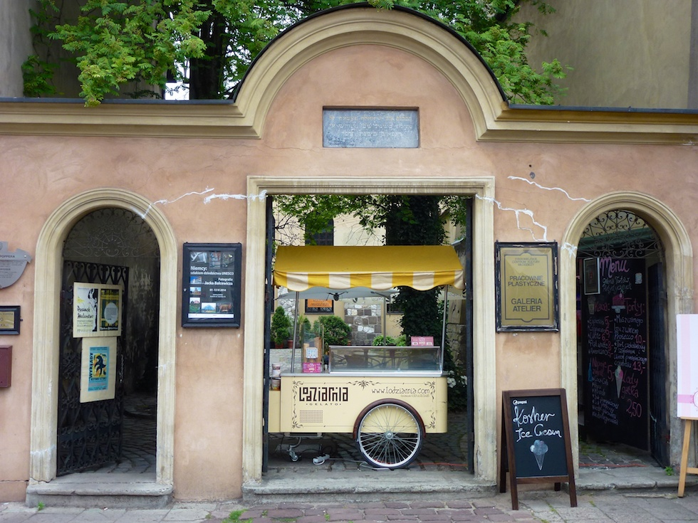 Kazimierz: Kosher Ice Cream