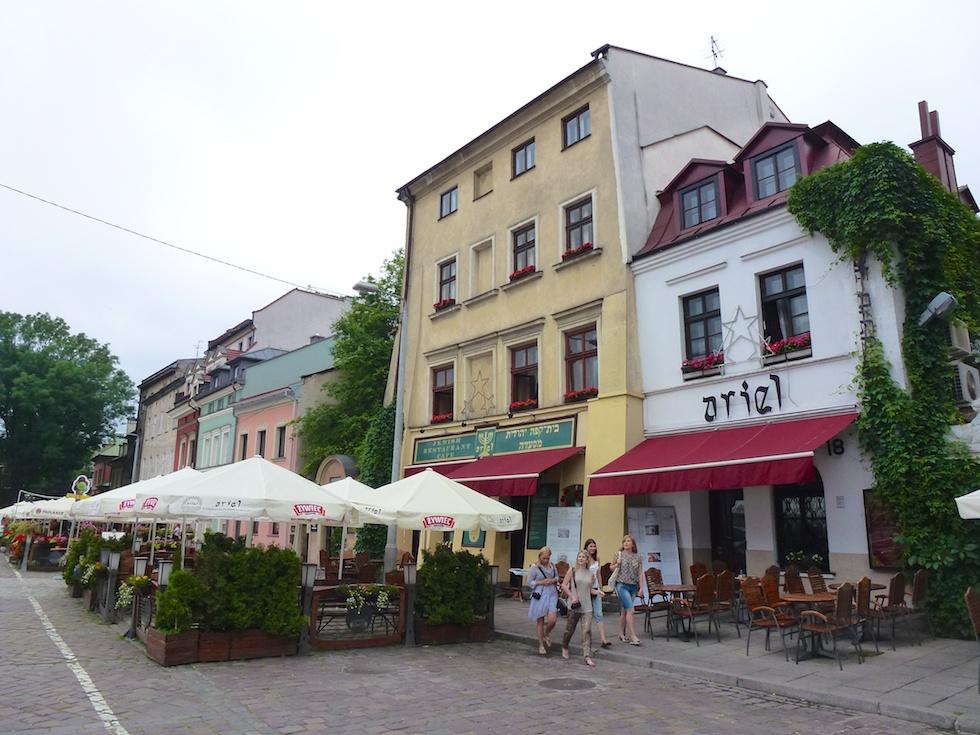 Kazimierz: Israelische Restaurants