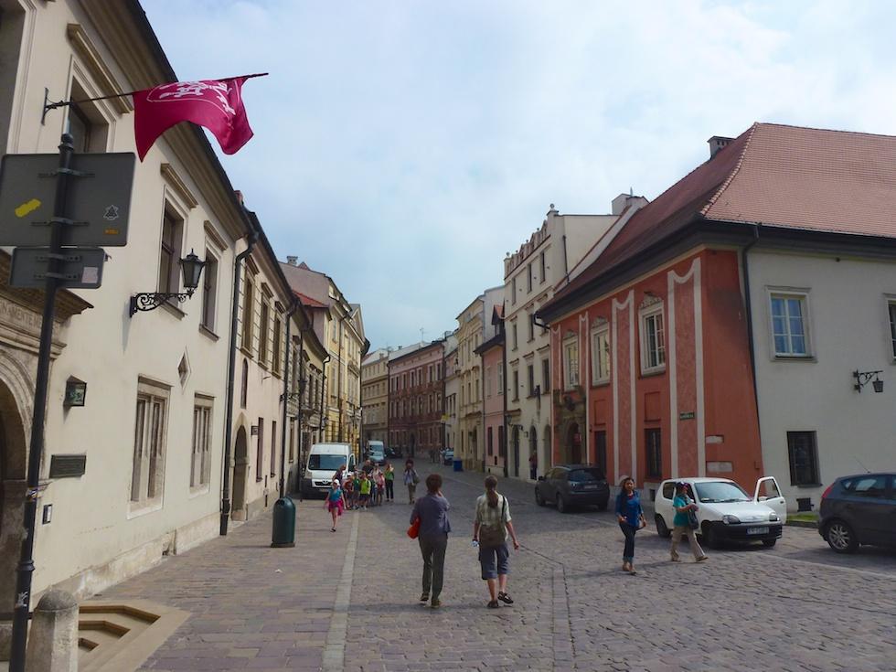 Vom Wawelhügel durch die Altstadt