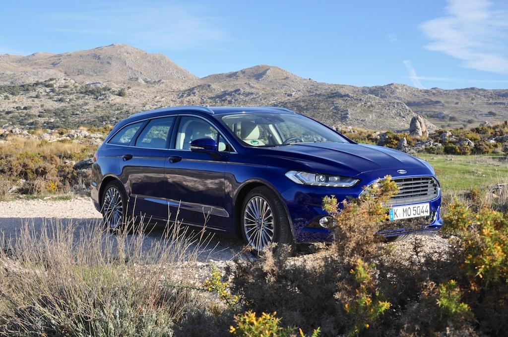 Macht auch in der Pampa eine gute Figur: Der Ford Mondeo Turnier