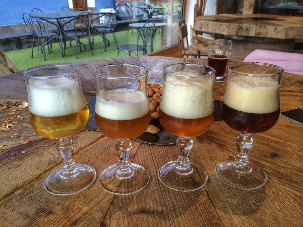 1816 Bier aus der Birreria Livigno - Einmal durchs Sortiment trinken, bitte!