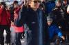 James Blunt beim Photocall auf dem Partdatschgrat in Ischgl