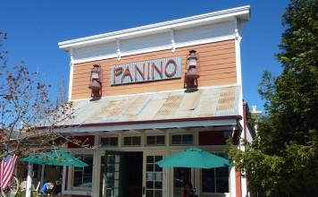 Kaffehalt in Santa Ynez, Kalifornien. März 2014