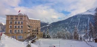 Das Hotel Castell in Zuoz: Mächtig und doch liebevoll eingebettet in die Natur.