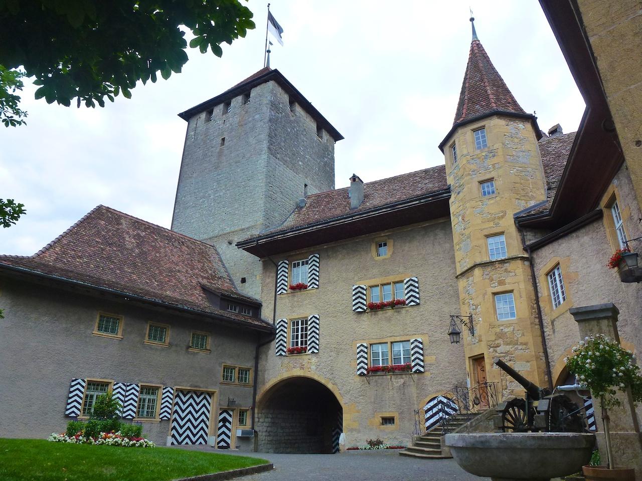 Impressionen aus der Altstadt Murten