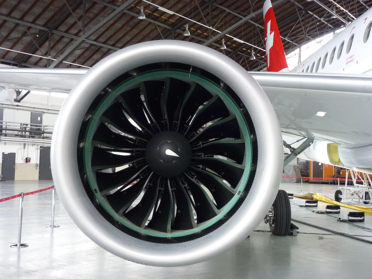 Pratt & Whitney Triebwerke