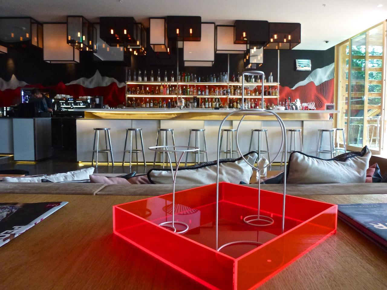 Drinks, Drinks, Drinks - die Bar im W Verbier