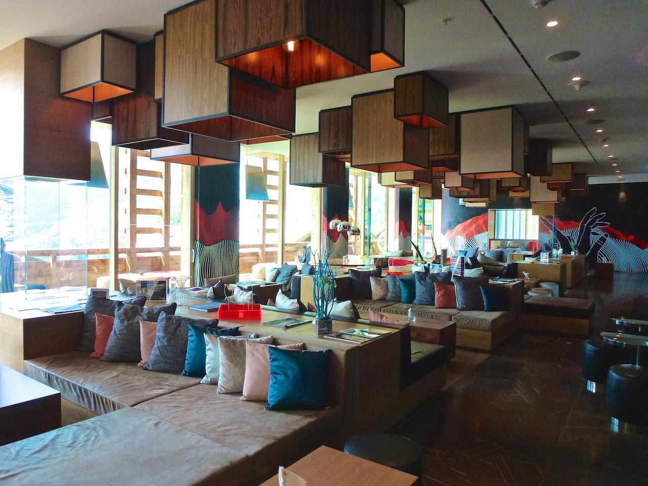 Living Room im W Verbier
