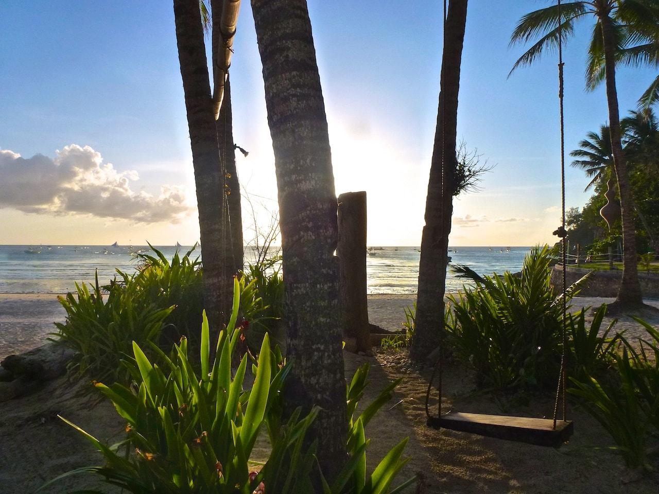 Boracay Beach: Wie aus dem Bilderbuch