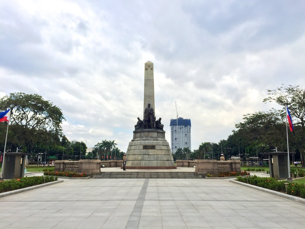 Der Rizal Park: Zu Ehren des philippinischen Nationalhelden José Rizal