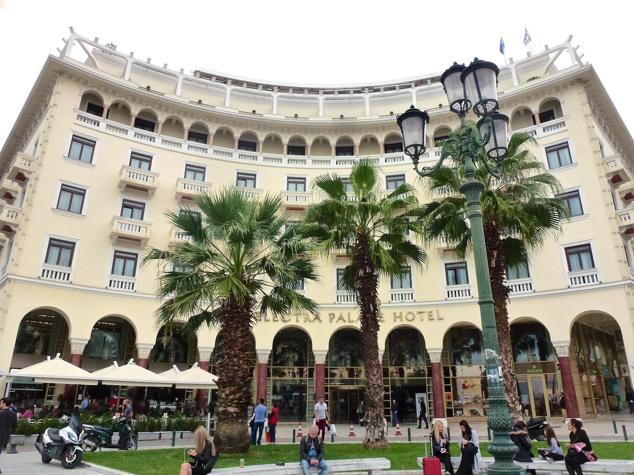 Electra Palace: Eines der besten Hotels Thessalonikis.