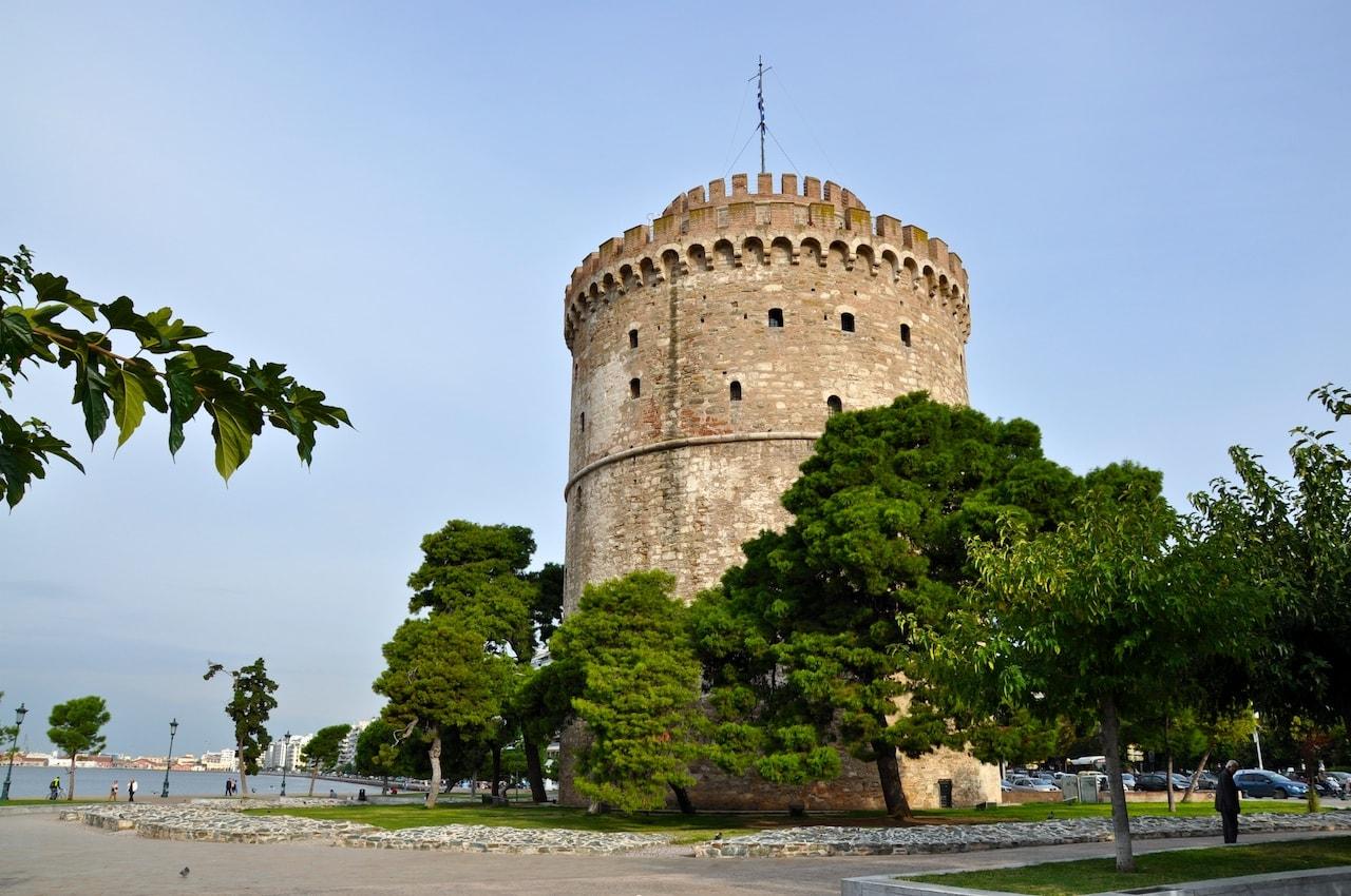 Der Weisse Turm von Thessaloniki