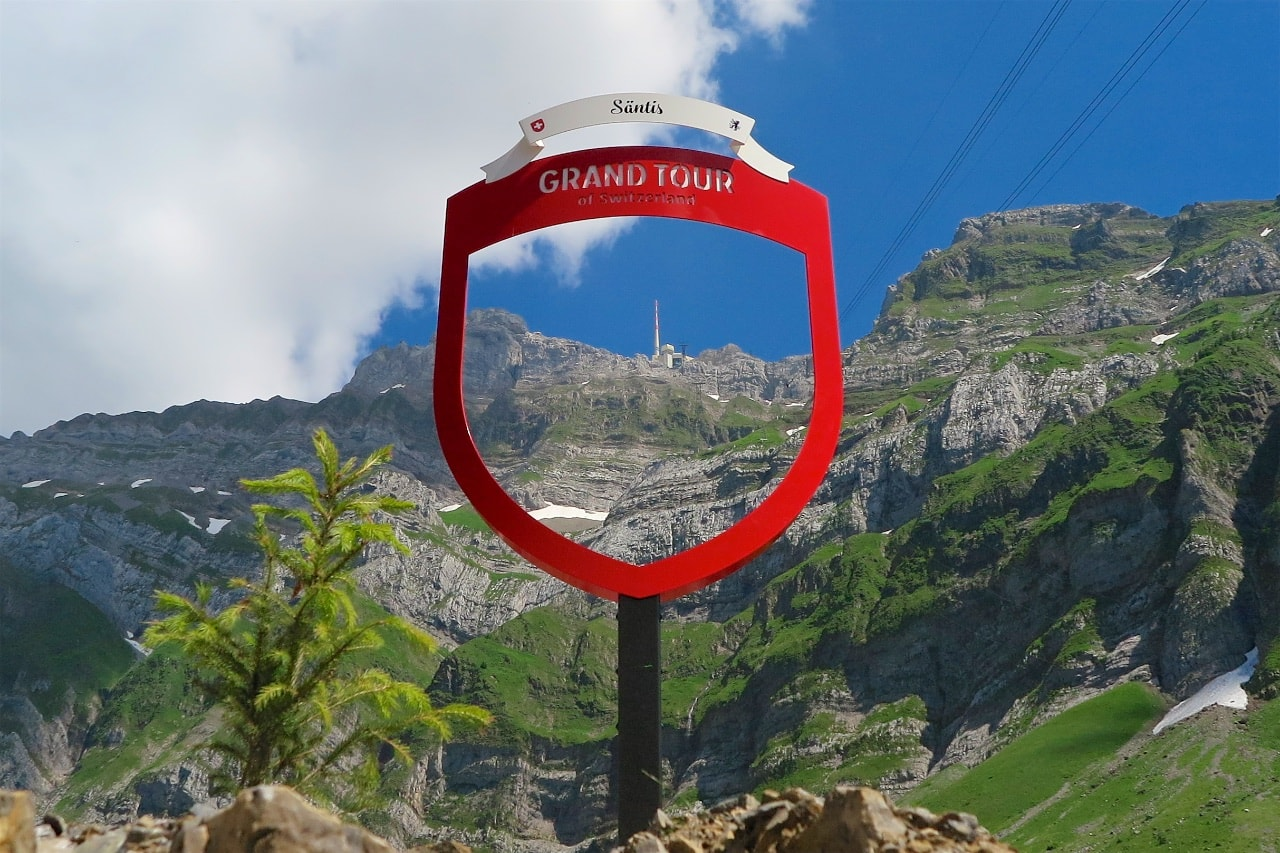 Grand Tour of Switzerland: Ab auf den Säntis!