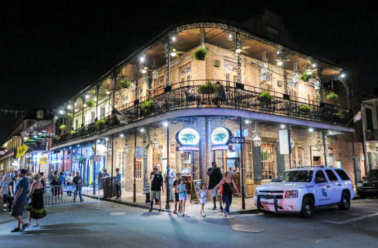 Bourbon Street - Einmal hin reicht