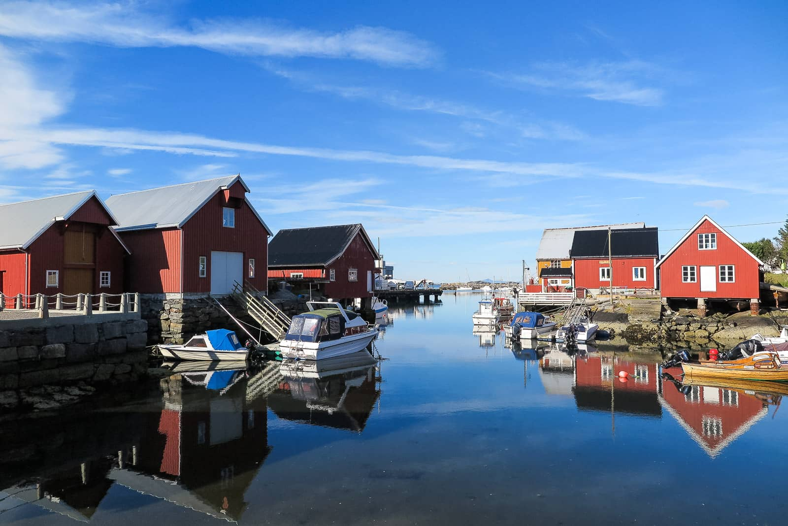 Unterwegs zur Atlantic Ocean Road: Norwegen ist vor allem etwas fürs Auge
