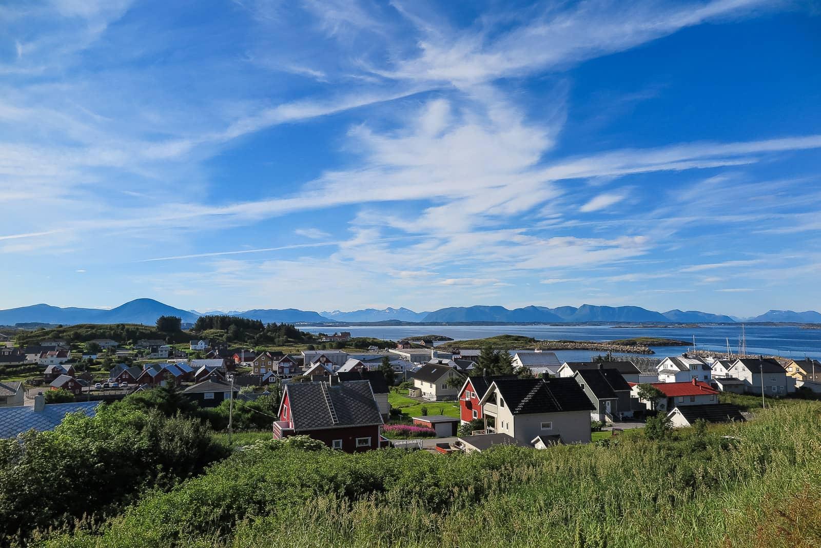 Unterwegs: Tolle Ansichten Norwegens