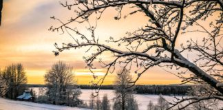 Finnisch-Lappland: Tolles Licht, tolle Landschaften