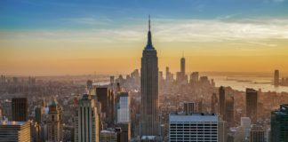 New York Sunset (Bild: