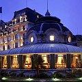 Hotel Beau Rivage Palace Lausanne - Restaurant La Rotonde