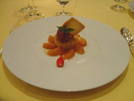 Beau rivage palace restaurant la rotonde travelblogger for Au beau rivage la cuisine