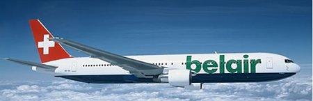 Belair Boeing 767