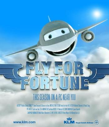 KLM - Fly for Fortune