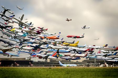 Homato: Flughafen